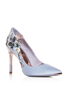 Ted Baker - Women's Izbelip Floral Pointed-Toe Pumps