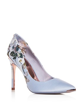 0777a800f49 Ted Baker - Women s Izbelip Floral Pointed-Toe Pumps ...