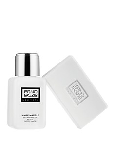 Erno Laszlo - Lighten & Brighten White Marble Double Cleanse Gift Set