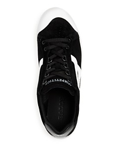 Bally - Men's New Competition Suede Low-Top Sneakers