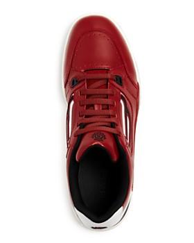 Bally - Men's Kuba Leather Low-Top Sneakers
