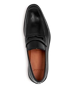 Bally - Men's Relon Leather Apron-Toe Penny Loafers