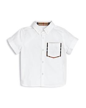 6e2f1fae71a Burberry - Boys  Harry Button-Down Shirt - Little Kid