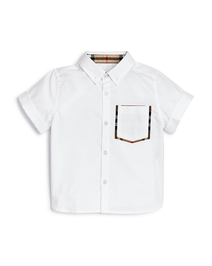 Burberry - Boys' Harry Button-Down Shirt - Little Kid, Big Kid