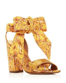 Tabitha Simmons - Women's Connie Wrap High-Heel Sandals