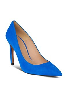 Whistles - Women's Cornel Pointed Toe Suede Pumps