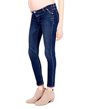 Ingrid & Isabel - Maternity Sasha Skinny Jeans in Faded Indigo