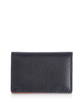ROYCE New York - Pebbled Leather Card Case