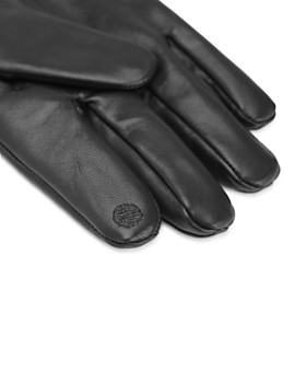 ROYCE New York - Lambskin Leather Tech Gloves