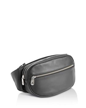 ROYCE New York - Hip Pack Leather Belt Bag