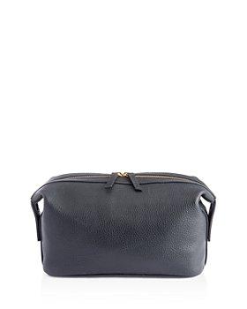 ROYCE New York - Executive Leather Toiletry Bag