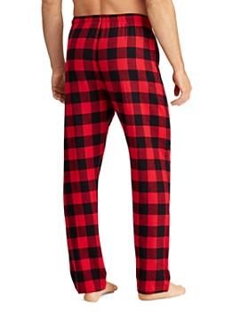 Polo Ralph Lauren - Buffalo-Check Flannel Pajama Pants