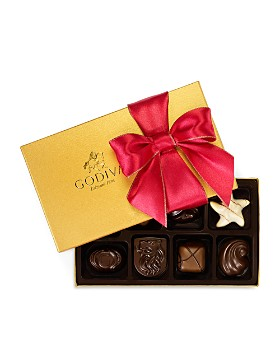 Godiva® - Holiday Ballotin, 8 Pieces