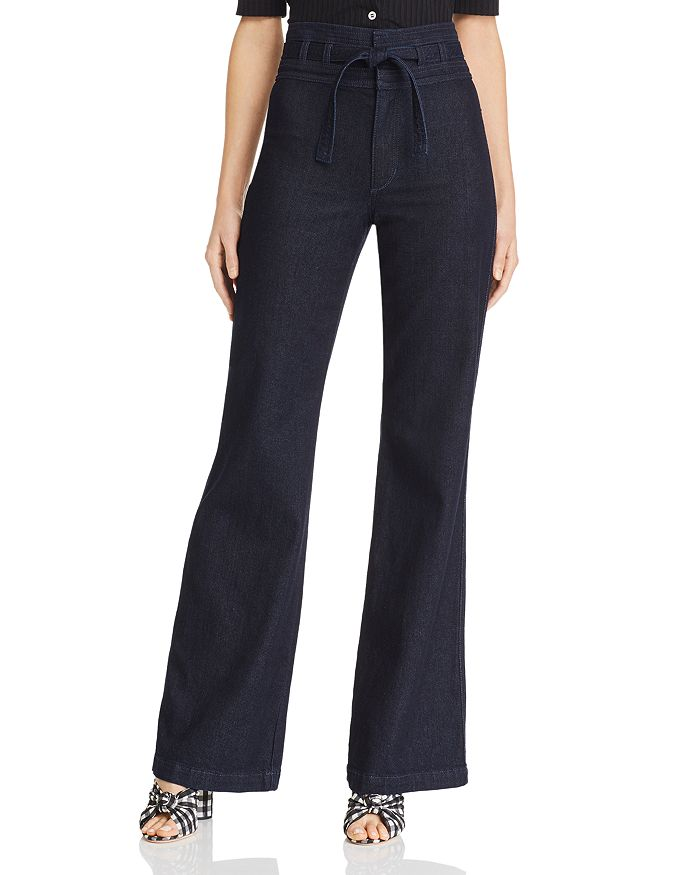 Joe's Jeans - High Rise Flare Jeans in Shayla