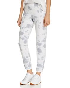 Monrow - Tie-Dye Sweatpants