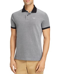 Barbour - Sports Color-Block Classic Fit Polo Shirt