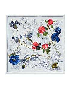Echo - Mumbai Floral Print Silk Scarf