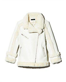 dbc498d86b6 Heurueh - BTO Faux-Shearling Moto Jacket - 100% Exclusive ...