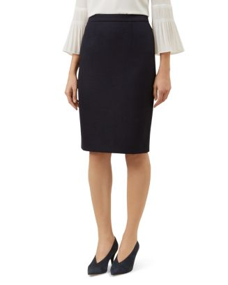 Everly Pencil Skirt by Hobbs London