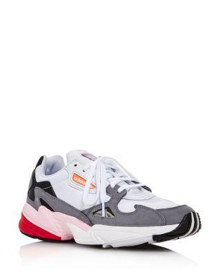Falcon Color-Block Low-Top Dad Sneakers
