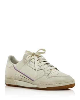 best service 85ebd 95e4e Adidas - Womens Continental 80 Low-Top Sneakers ...