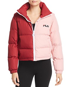 FILA - Martina Convertible Puffer Jacket