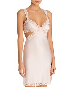 Stella McCartney - Clara Whispering Cutout Chemise