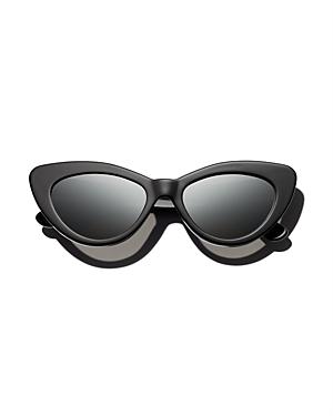 Illesteva Women's Pamela Cat Eye Sunglasses, 53mm
