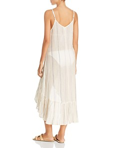 Surf Gypsy - Sunset Stripe Dress Swim Cover-Up