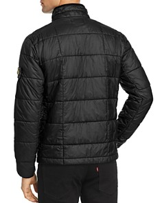 Stone Island - Garment-Dyed Quilted Ripstop Puffer Jacket