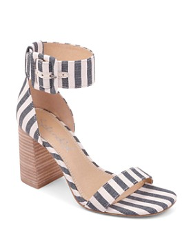 e61a51efaaad2 Splendid - Women s Siri Striped Chunky Heel Sandals ...
