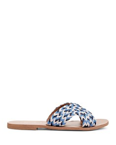 Splendid - Women's Sydney Braided Jute Slide Sandals