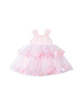 e38810340 Pippa & Julie - Girls' Tiered Flower Petal Dress - Little Kid ...