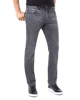 Liverpool - Kingston Straight Slim Fit Jeans in Bowery Wash