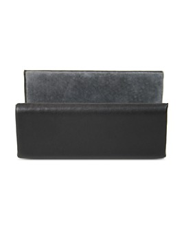 ROYCE New York - Leather Business Card Holder Display