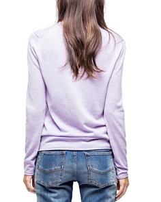 Zadig & Voltaire - Gwendal Bis Merino-Wool Sweater
