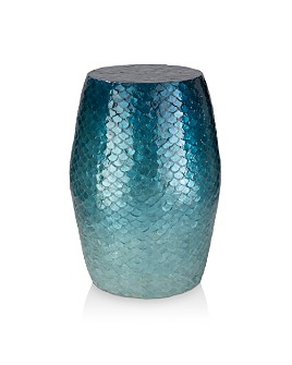 Surya - Mother-of-Pearl Accent Table
