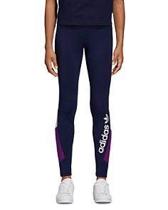 Adidas - '90s Color-Block Jersey Leggings