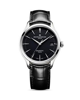 Baume & Mercier - Clifton Baumatic Watch, 40mm