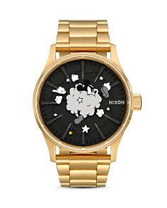 Nixon - Sentry SS Disney Series Dust Up Mickey Mouse Watch, 42mm
