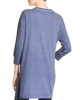 Alison Andrews - Lace-Drawstring Tunic