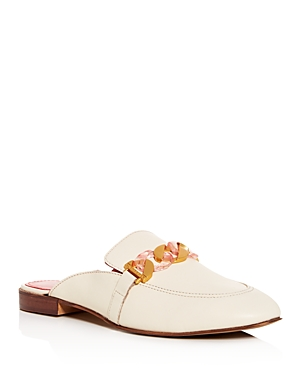 Kurt Geiger WOMEN'S KAI APRON-TOE LOAFER MULES