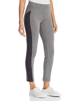Eileen Fisher - Color-Block Skinny Ankle Pants