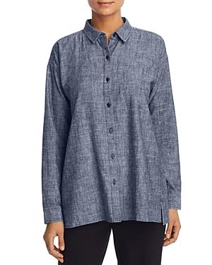 Eileen Fisher Button-Down Tunic