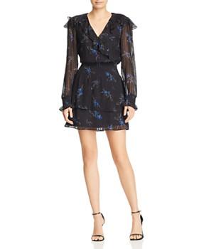 f8fdaf3d74a Parker - Maisy Floral-Print Mini Dress ...