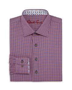 Robert Graham - Boys' Logan Dress Shirt - Big Kid