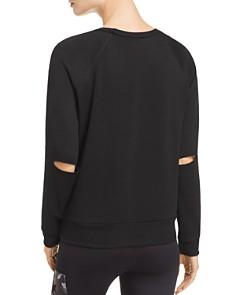 Beyond Yoga - Slashes Sweatshirt
