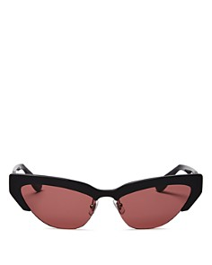 Miu Miu - Women's Cat Eye Sunglasses, 59mm