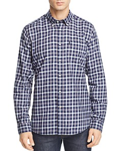 Barbour - Endsleigh Twill Tattersall Slim Fit Shirt