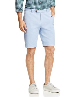 Brooks Brothers - Garment-Dyed Bermuda Shorts